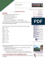 28 Present Continuous Tense - Turkish Language Lessons
