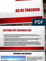 Sistemas de Tracking