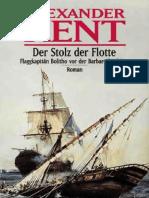 Der Stolz Der Flotte_ Flaggkapitan Bolitho Vor Der Barbareskenkuste - Alexander Kent