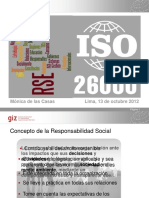 ISO 26000 ComVoMujer 2012