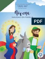 Novena Navidad en Familia 2019