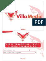 P 18 F1 - Cirugía General 1 - Online