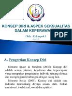 KONSEP DIRI & ASPEK SEKSUALITAS