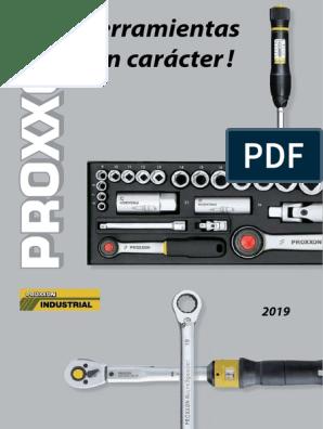 PL 10 x 200 mm Proxxon 22 020 Destornillador Plano