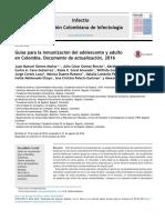 Articulo Vacunacion Colombiana