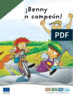 ¡Benny es un campeón! pdf