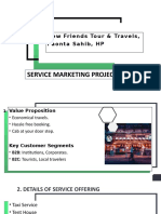 Service Marketing Project (1)