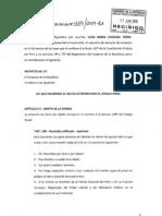 Proyecto de Ley contra el feminicidio No. 3 (PL 04119)