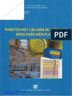 Phân tích kết cấu hầm và tường cừ bằng Plaxis - Nguyễn Viết Trung