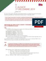 Prévisions de Trafic Alsace Mouvement Interprofessionnel Mardi 17 Décembre (2)