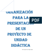 PRESENTACION DE UNIDAD DIDACTICA