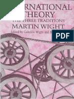 Martin Wight-International Theory
