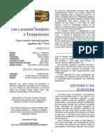 DnD 3.5e - Aventura - O Cavaleiro Sombrio e Tempestuoso - Tradução - Drakóntinos
