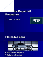 Flat Wire Repair Kit