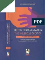 DELITOS CONTRA LA FAMILIA y VIOLENCIA DOMESTICA - Reyna Alfaro 2016.pdf