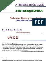INFOsistem malog biznisa-03 Hardver i racunarske mreze