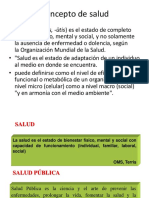 1. EPIDEMIOLOGÌA CONCEPTOS GENERALES.  2015