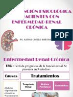 Intervención Psicológica en el px. ERC