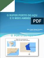 P Porto do Açu