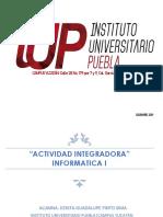 Actividad Integradora Pinto Josefa