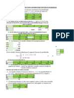 Ejercicios Distribuciones Discretas de Probabilidad