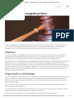 Introdução Ao Português Jurídico - Camões