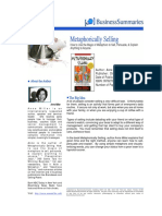 Anne Miller - Metaphorically Selling-The Magic of Metaphors that Sells 2004.pdf