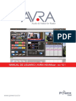 AVRA-HDVMixer