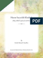Hazrat-Khadijah