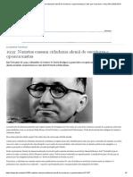 1935_ Nazistas Cassam Cidadania Alemã de Escritores e Oposicionistas _ Fatos Que Marcaram o Dia _ DW _ 08.06.2019