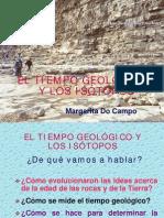 Tiempo Geologico e Isotopos
