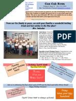 Cox News Volume 9 Issue 14