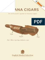 H&F an Enthusiast's Guide to Havana Cigars
