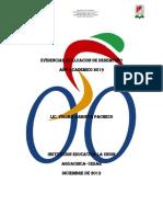 EVIDENCIAS AUTOEVALUACION AÑO 2019.docx
