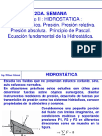 2sem MF Hidrostatica