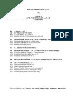 UP6  UNIDAD 6 TRANSFORMADA DE LAPLACE