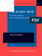 2011The Arabic Verb_ Form and meaning in the vowel-lengthening patterns.pdf
