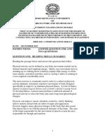 HRD 2101 Communication Skills