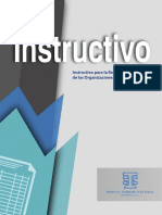 INSTRUCTIVO COMITES CIVICOS FINANCIEROS