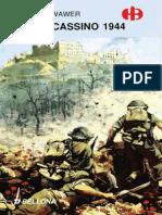 Historyczne Bitwy 174 - Monte Cassino 1944, Zbigniew Wawer.pdf