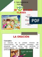 LA ORACION Y SUS CLASES.pptx