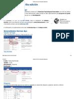 Normas APA 2019, 6ta Edición _ Mundonets