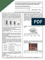 Prova Global de Matemática - 3º Ano a - 4 Bimestre 2019 Prof. Pc