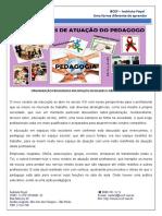 2 Organização Dos Espaços Pedagógicos