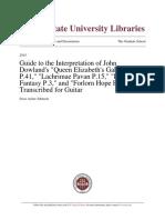 Interpretation of John Dowland - Pavane.pdf