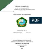 Cbr Evaluasi Pembelajaran Pai New