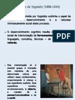 A teoria de Vygotsky