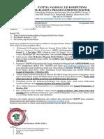 SE Registrasi UKMPPD Periode November 2019