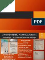 diplomado en psicologia forense