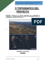 1.00 Informe Topograficos Huanchayllo